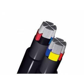 کابل آلومینیومی فشار ضعیف 3 فاز سایز 3*95+50