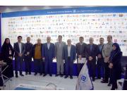نشست اعضای سندیکای صنعت برق ایران در حاشیه نمایشگاه-elecshow 2018