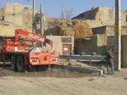 پروژه روستای احمدآباد جلفا