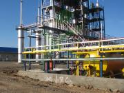 طراحی و اجرای پروژه پالایشگاه خزر نفت ارس