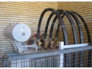 اجرای عملیات نیرورسانی تاسیساتی الکتریکی فاز یک منطقه رشدیه 2