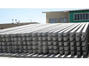 Production unit of H-form power concrete beams