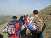 mountaineering camp