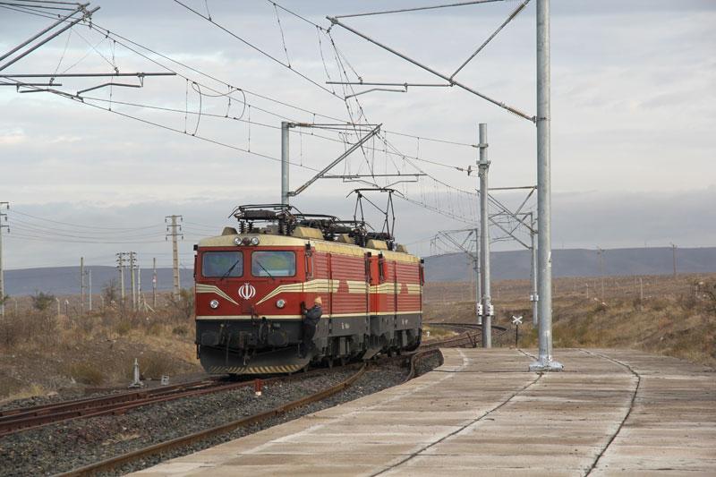 پروژه برقی نمودن قطار